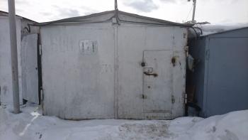 Продажа  гаража Сафиуллина 12