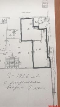 Аренда  офисно-торговые Р.Зорге, д.67, 200.0 м² (миниатюра №2)