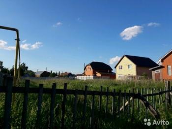 Продажа  участка Самосырово, ул.Мира