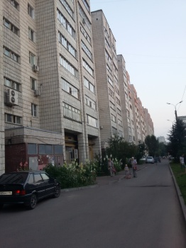 Продажа 2-к квартиры Кулахметова 17,к.2