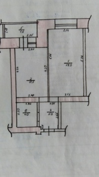 Продажа 1-к квартиры Губкина, д. 30а