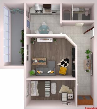 Продажа 2-к квартиры Лукина дом 48