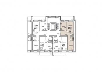 Продажа 2-к квартиры Родины