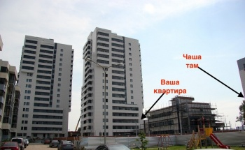 Продажа 2-к квартиры Сибгата Хакима  ЖК Яшма