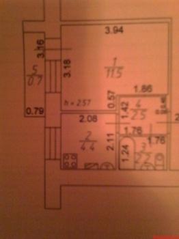Продажа 1-к квартиры Космонавтов дом 47