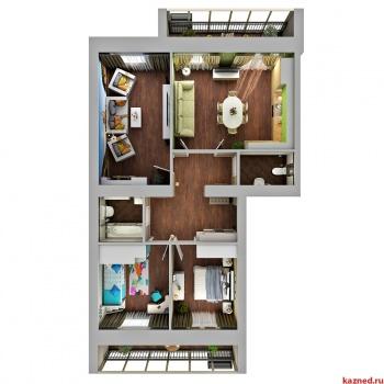 Продажа 3-к квартиры Ершова , дом 5