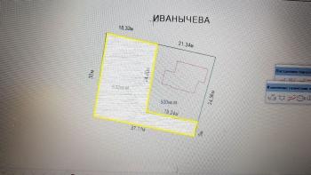 Продажа  участка Иванычева, уч.27