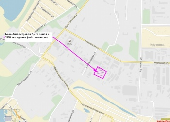 Продажа  склады, производства ул.Алебастровая, д.1, 8440.0 м² (миниатюра №1)