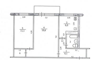 Продажа 1-к квартиры Гудованцева,49