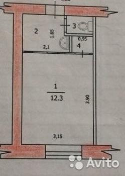 Продажа 1-к квартиры Беломорская 83