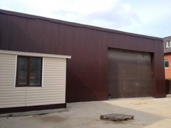Аренда  склады, производства Осиновая