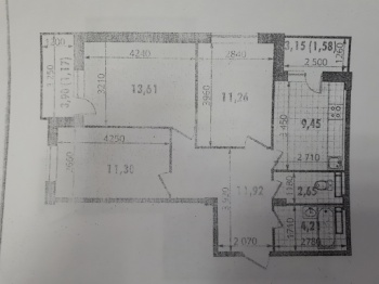 Продажа 1-к квартиры Тэцевская, д.4