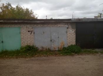 Аренда  гаража Бухарская 89