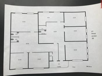 Продажа  офиса Некрасова 38