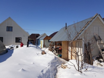 Продажа  дома Заречная, вознесение
