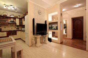 Посуточная аренда 2-к квартиры Мусина 59Бк2