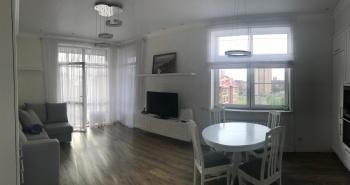 Продажа 3-к квартиры Мусина 1(ЖК БЕРЕГ)