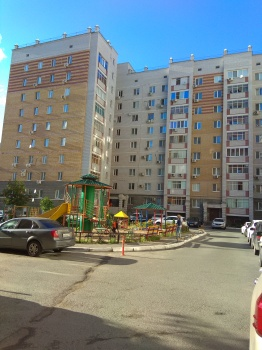 Аренда 2-к квартиры Абсалямова 13
