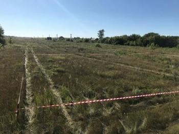 Продажа  участка Чернопенье
