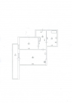 Продажа 1-к квартиры Четаева 42а