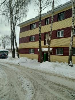 Продажа 1-к квартиры ул.Комарова д.1