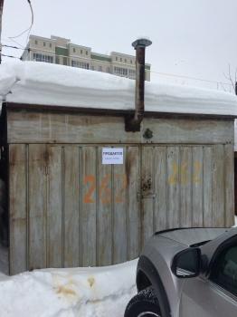 Продажа  гаража Комиссара Габишева