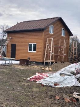 Продажа  дома СНТ Объединение