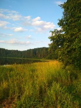 Продажа  участка Озеро Яльчик