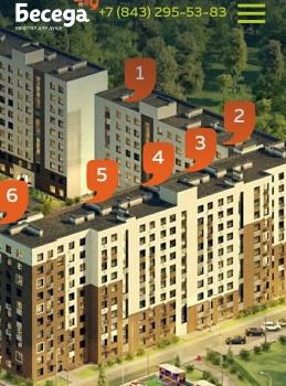 Продажа 1-к квартиры ул.Мира