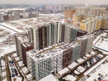 Продажа 2-к квартиры Московская область, Ленинский район, Сапроново, купелинка, квартал центральный, 1