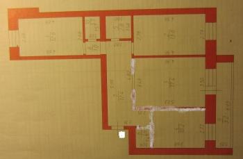 Продажа 3-к квартиры гаврилова д. 56 корп 4
