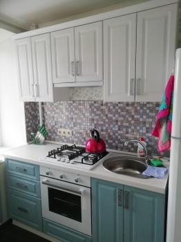 Посуточная аренда 1-к квартиры Сары Садыковой 2