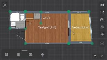Продажа 1-к квартиры Вагапова 8