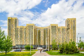 Продажа 2-к квартиры Проспект Победы 139 корпус 2