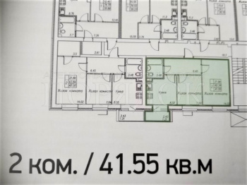 Продажа 2-к квартиры Петра Гаврилова, 32