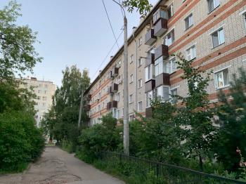 Продажа 1-к квартиры Побежимова, 41а