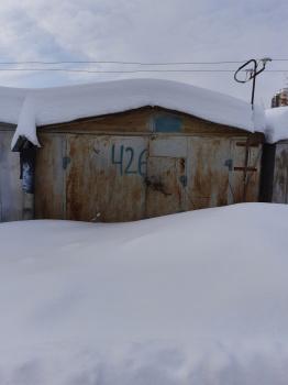 Продажа  гаража Казань, ул. Габишева 40