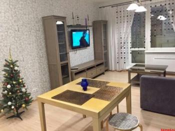 Аренда 1-к квартиры Чистопольская 4
