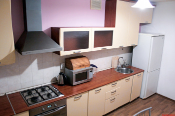 Посуточная аренда 1-к квартиры Фатыха Амирхана 13