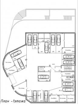 Продажа  гаража Достоевского, 1