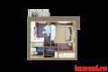 Продажа 1-к квартиры ЖК Царево, 28.6 м² (миниатюра №4)