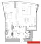 Продажа 2-к квартиры Камалеева,1, 78.0 м² (миниатюра №1)