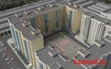 Продажа 1-к квартиры , 45.0 м² (миниатюра №1)