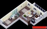 Продажа 3-к квартиры , 78.0 м² (миниатюра №1)