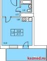 Продажа 1-к квартиры Космонавтов 31, 32.0 м² (миниатюра №4)